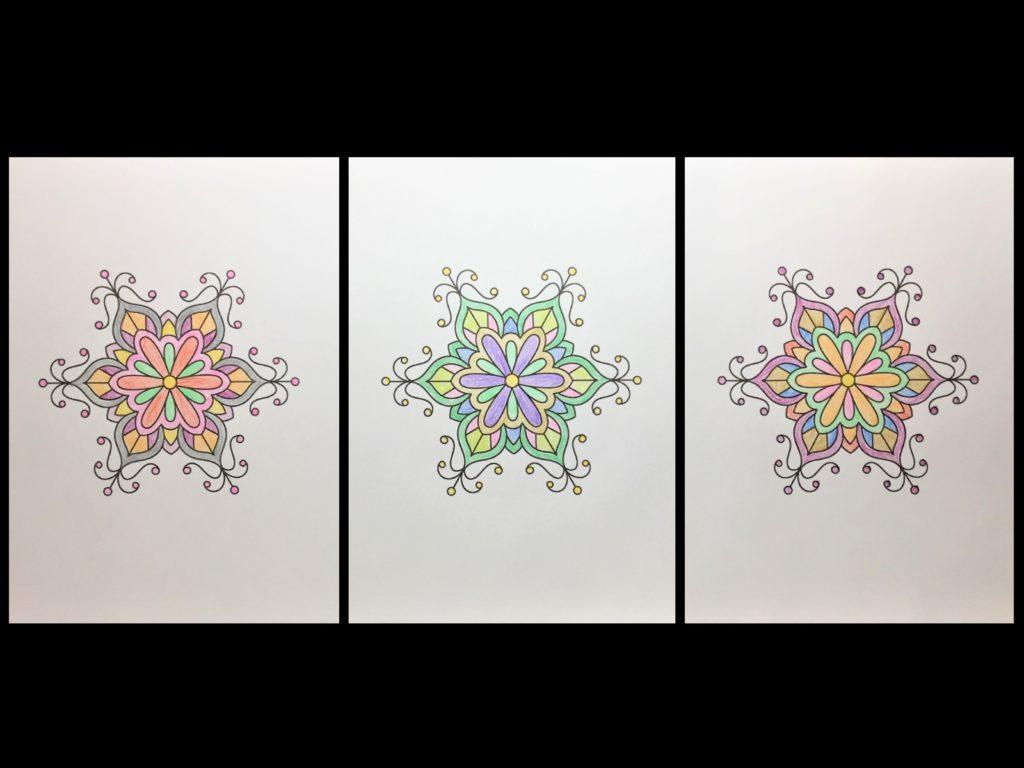 高齢者の塗り絵は脳トレに最適塗り絵の種類から効果や道具をご紹介
