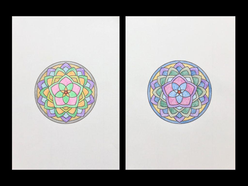 高齢者の塗り絵は脳トレに最適!塗り絵の種類から効果や道具をご紹介 カジラボ・ペッパー 無料ダウンロード03