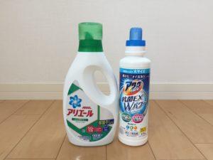 台所用洗剤と洗濯用洗剤の使い道はたくさんある!掃除活用術をご紹介 洗濯用洗剤