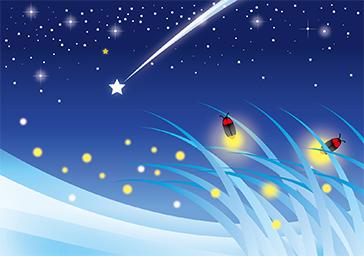 石川県金沢のホタルの観賞時期・時間帯・おすすめスポット2020 蛍(ホタル)の発光とは
