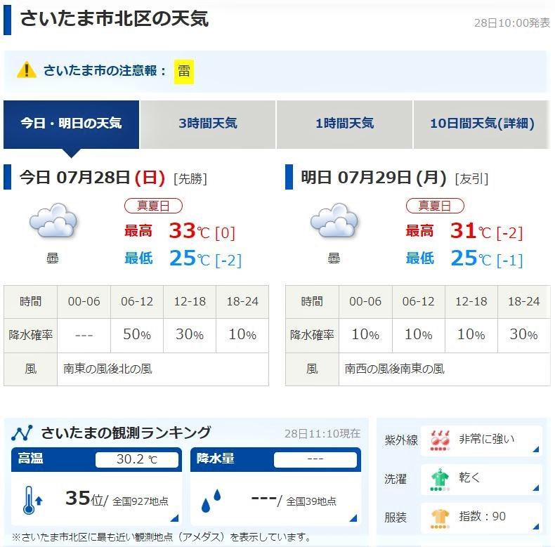 花火大会の持ち物リスト18選!必需品・便利グッズまとめ 天気予報02