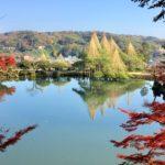 【紅葉】石川・金沢兼六園の見頃・混雑時間・駐車場やライトアップ2019について タイトル画像