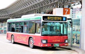 【2020春】兼六園の桜の見頃・開花予想・人気スポット10ヵ所や花見ライトアップ 城下まち金沢周遊バス01