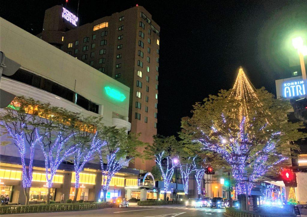 【紅葉】石川・金沢兼六園の見頃・混雑時間・駐車場やライトアップ2021について 香林坊ツリーファンタジー