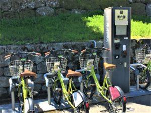 【紅葉】石川・金沢兼六園の見頃・混雑時間・駐車場やライトアップ2019について 「まちのり」自転車