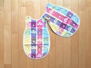 女の子の出産祝いプレゼント11選!実用的や育児に役立つ贈り物 スリーパー・開いた状態02