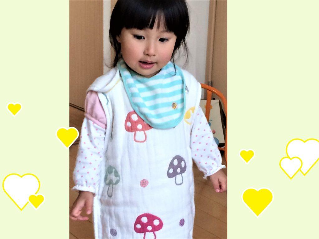 女の子の出産祝いプレゼント11選!実用的や育児に役立つ贈り物 スリーパー01