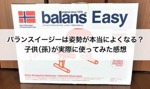 バランス イージ【サカモトハウス】