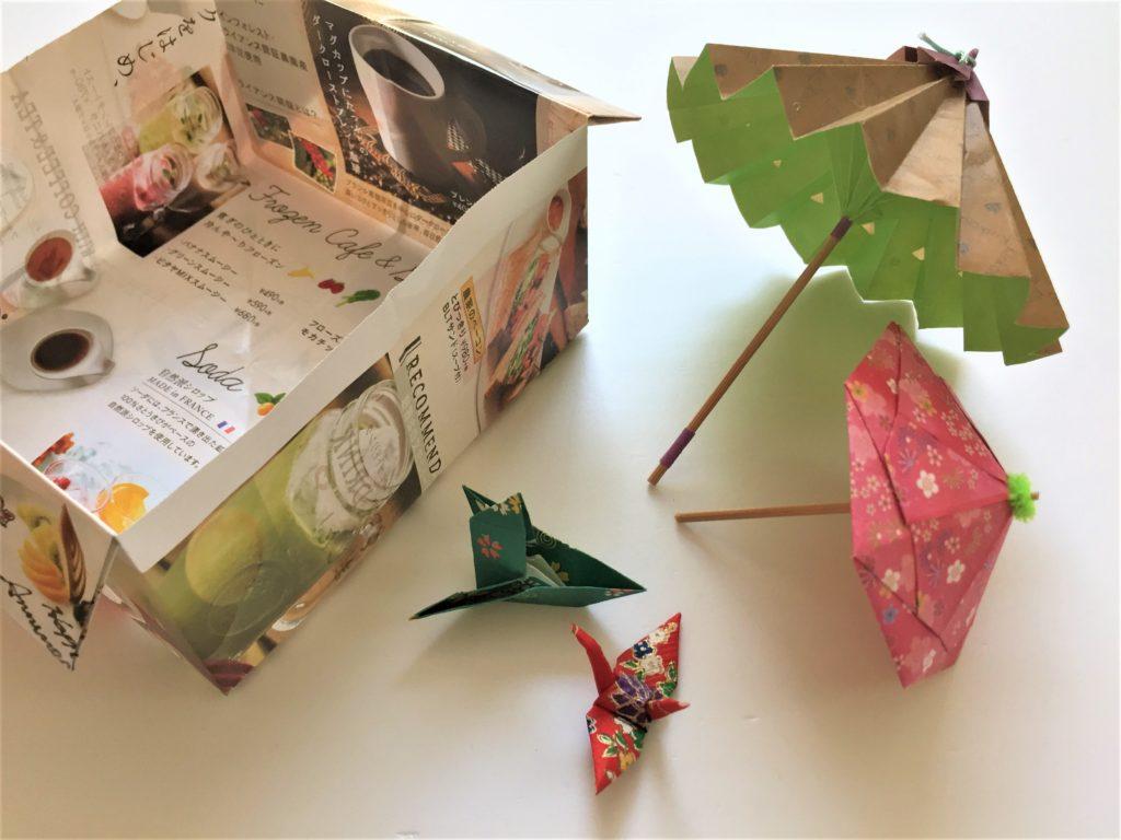 老人向けの暇つぶしグッズ25選【使う・見る・聞く】の3パターン別 折り紙