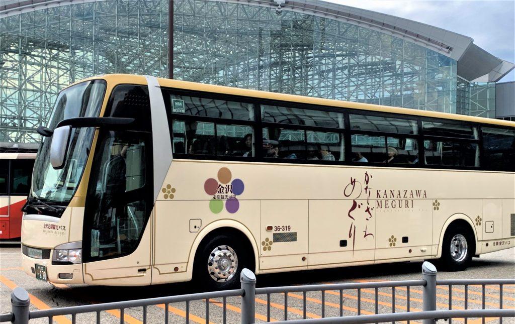 兼六園・金沢城公園など金沢観光には【バス】【自転車】がおすすめ! か なざわめぐり半日コース02