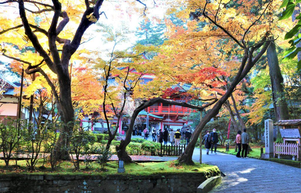 【紅葉】石川・金沢兼六園の見頃・混雑時間・駐車場やライトアップ2021について 那谷寺 金堂華王殿