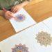 高齢者の塗り絵は脳トレに最適!塗り絵の種類から効果や道具をご紹介